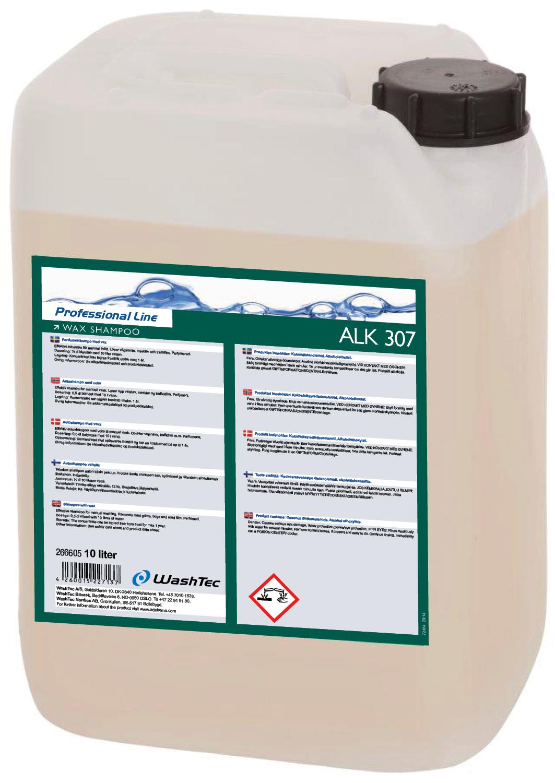 ALK 307 - Prewash Alkaline 10L