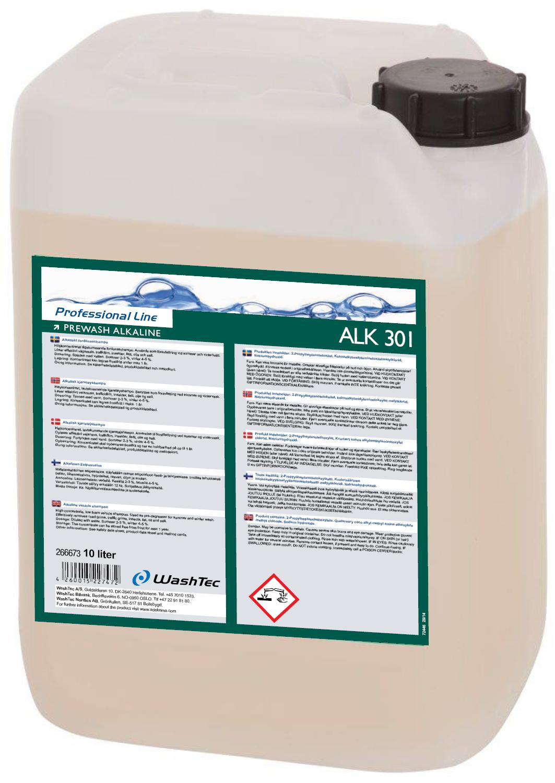 ALK 301 - Prewash Alkaline 10