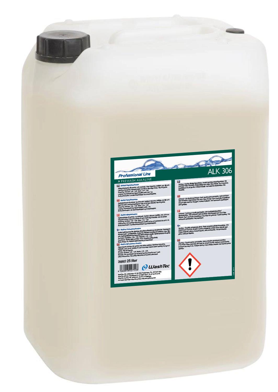 ALK 306 - Prewash Alkaline 25L