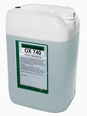OX 740 - Bay Cleaner 10 L hall