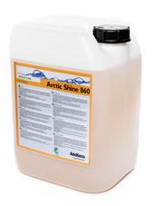 WX 860 Arctic Shine 10 L