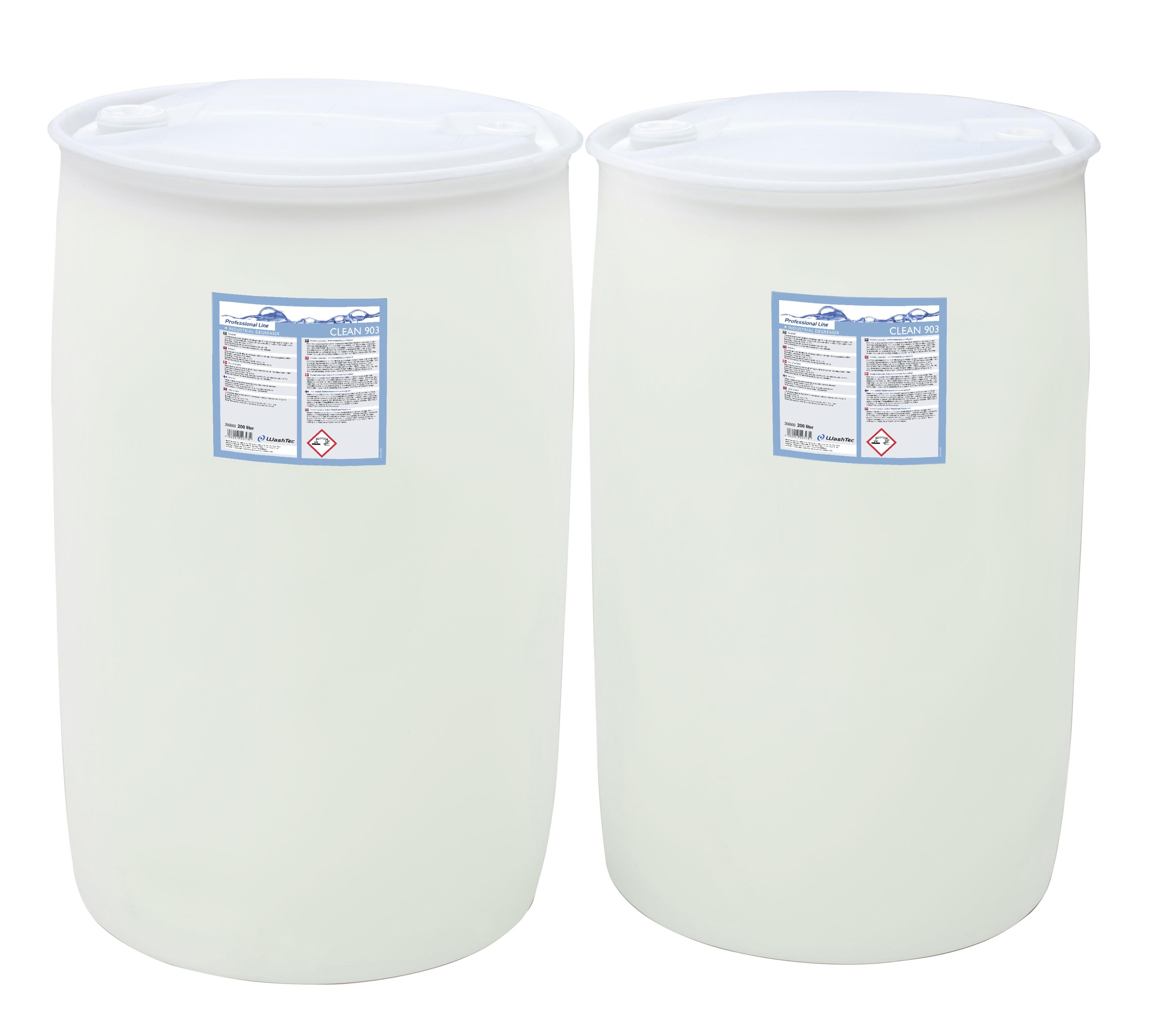 CLEAN 903 - Industrial degrea 200L