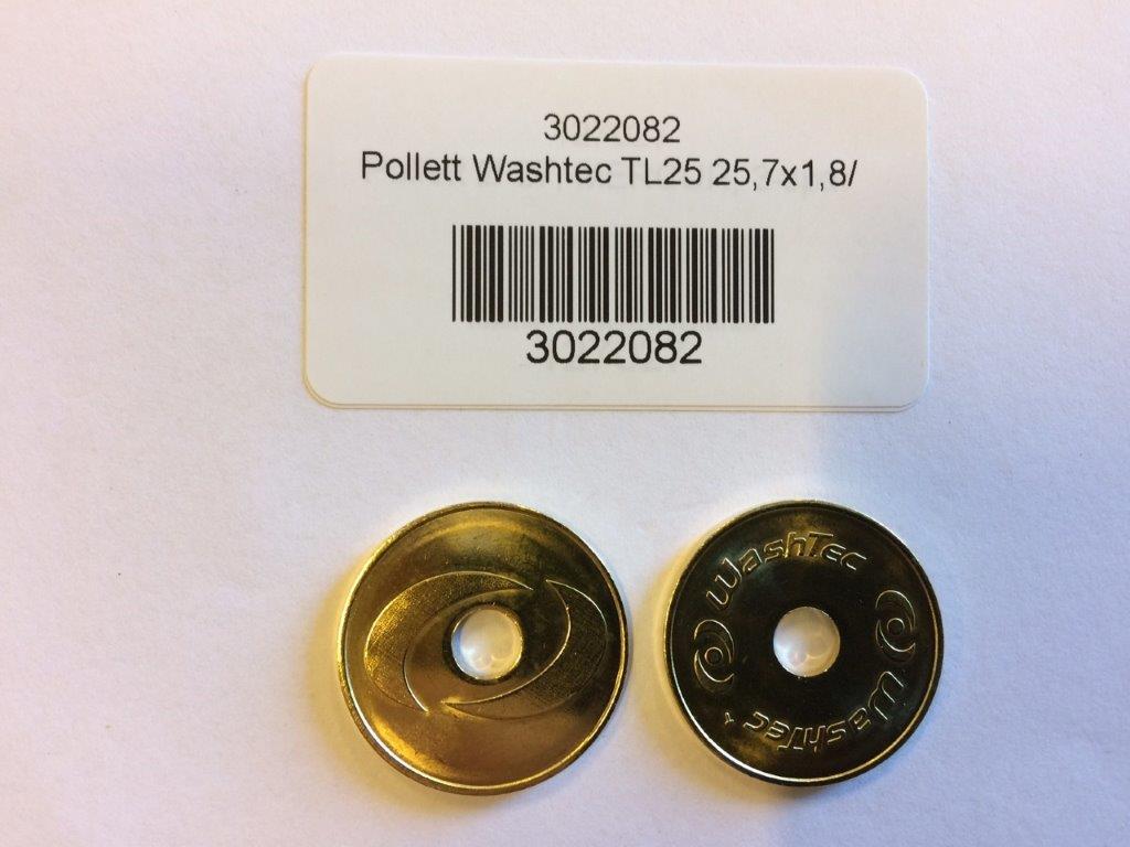 Pollett Washtec TL25 25,7x1,8/