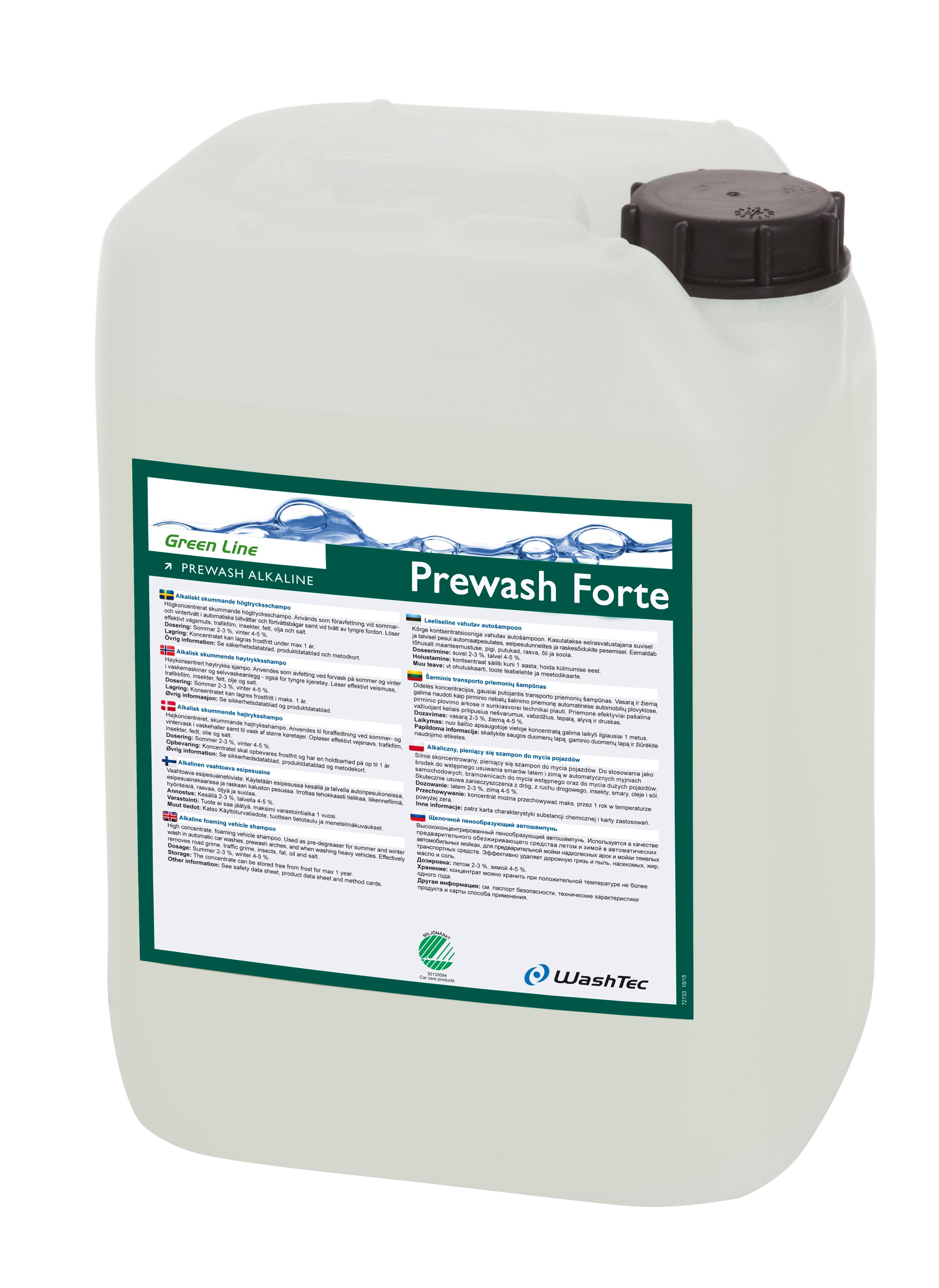 Prewash Forte 10 L